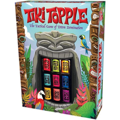 Gamewright - Tiki Topple