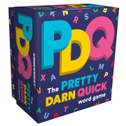 Gamewright - PDQ - The Pretty Darn Quick Word Game