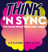 Gamewright - Think 'n Sync