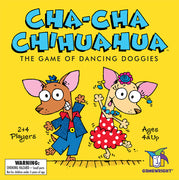 Gamewright - Cha-Cha Chihuahua