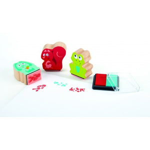 Hape - Pawprint Ink Stamps