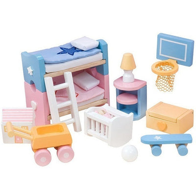 Le Toy Van - Sugar Plum - Children's Bedroom Furniture Set
