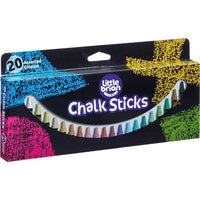 Little Brian - Chalk Sticks - 20 Pack