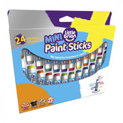 Little Brian - Paint Sticks - Mini 24 Pack