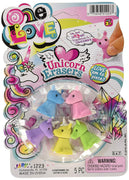 Ja-Ru - One Love - Unicorn Erasers
