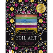 Hinkler - Kaleidoscope Foil Art Kit