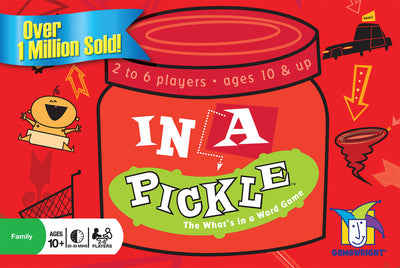 Gamewright - In A Pickle - Family Edition