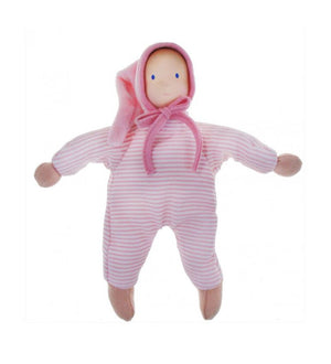 Bonikka - Seraphins Doll - Pink Stripes