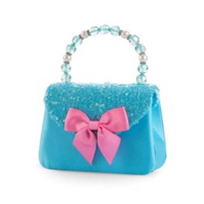Pink Poppy - Forever Sparkle Hard Handbag - Blue