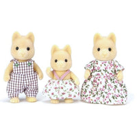 Sylvanian Families - Maple Dog Family
