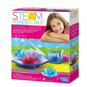 4M - STEAM Girls - Crystal Garden