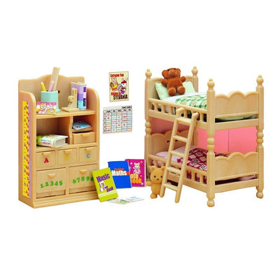 Sylvanian Families - Children's Bedroom set
