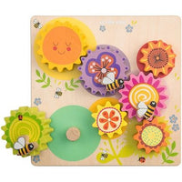 Le Toy Van - Petilou - Gears & Cogs ' Busy Bee Learning'