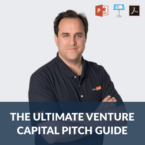 Venture Capital Presentation Cover