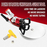 Paint Sprayer Universal Guide Tool (1 Set)