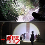 Military Tactical Flashlight + Free Gift!