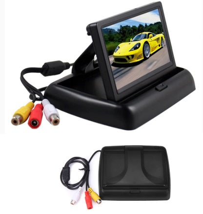2 in 1 Parking Assist Camera Set