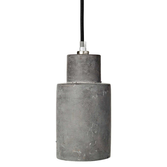 or a laid-back iIndustrial look for your workspace, try a Concrete Ceiling Lamp.