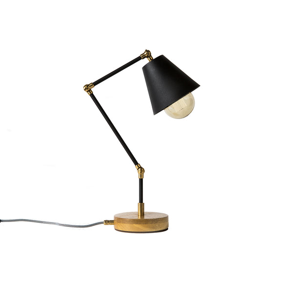 Bucket Desk Lamp