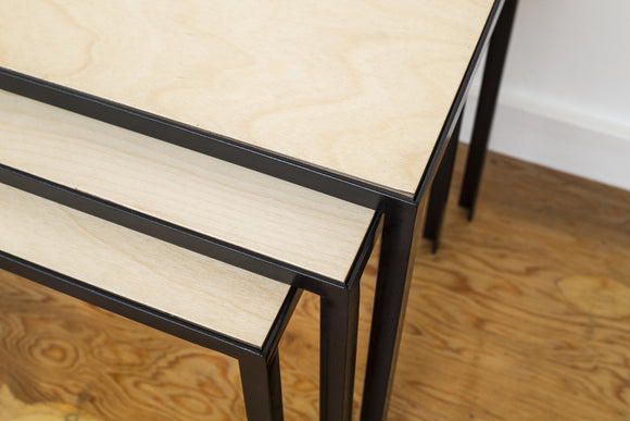 Rectangle Nesting Tables