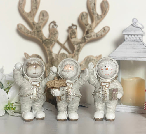 Astronaut Christmas Set of 3