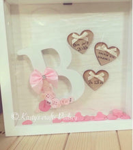 New Baby Arrival Frame Girl style 2 - The Perfect Gift Co.