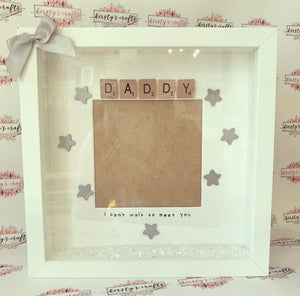 Daddy/ Mummy from bump / personalised - The Perfect Gift Co.