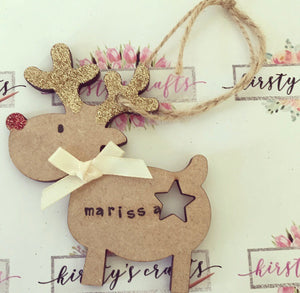 "Reindeer Defect ""Marissa"" - The Perfect Gift Co."