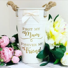 Cream Tin Jug (vase) - choose from drop down menu (new jug style) - The Perfect Gift Co.