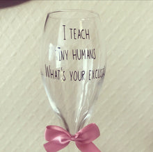 Teacher Flute - I Teach Tiny Humans only 5 left - The Perfect Gift Co.