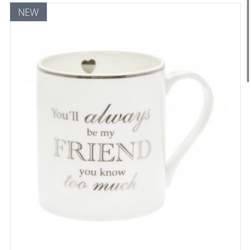 Funny Friend mug - The Perfect Gift Co.