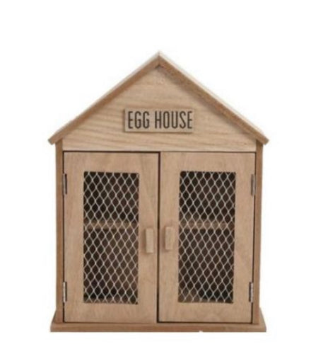 Rustic Egg Hut