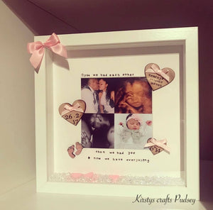 Customised order / leave to me (add any hand stamped quote / any picture) - The Perfect Gift Co.