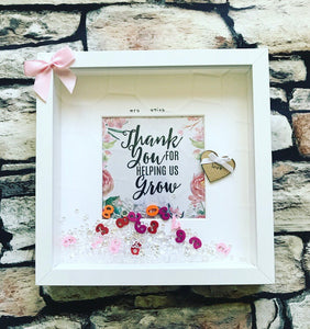 Teacher Frame Gift style 4 - The Perfect Gift Co.
