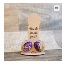 Adults only - How do you eat yours? (Posted Easter week) - The Perfect Gift Co.