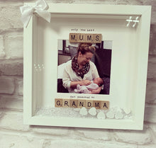 Scrabble Art Mum/ grandma - The Perfect Gift Co.