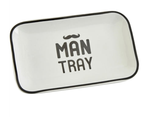 Father's Day Man Tray for accessories - The Perfect Gift Co.