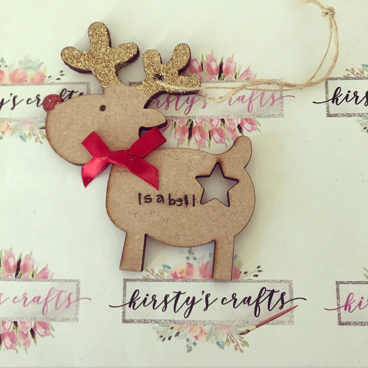 "Reindeer Defect ""Isabell"" - The Perfect Gift Co."