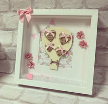 Hot Air Balloon Frame Cream - The Perfect Gift Co.