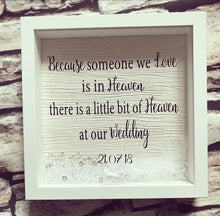 HEAVEN QUOTE WEDDING - The Perfect Gift Co.