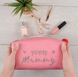 Mummy Make - Up Bag