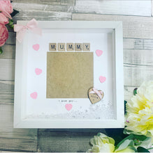 "Scrabble Art ""Mummy"" & Personalisation - The Perfect Gift Co."