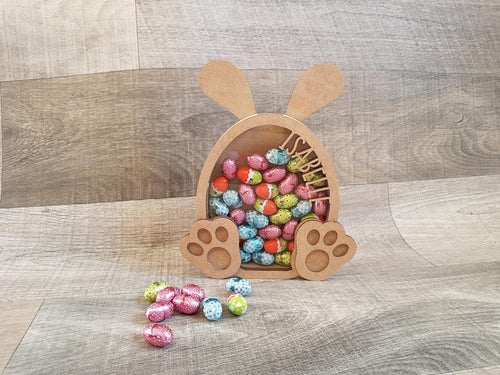 Personalised Easter Rabbit 23cm  (4 week turn around) - The Perfect Gift Co.