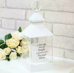 Graveside Lantern - Mum - The Perfect Gift Co.