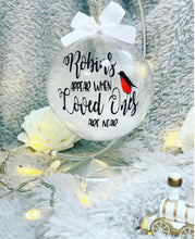 Robins Appear Bauble NEW - The Perfect Gift Co.