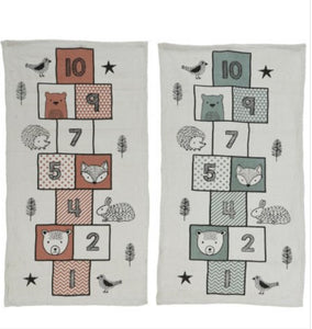 Hopscotch Rug 140cmx70cm - The Perfect Gift Co.