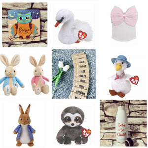 Children's surprise Box (choose your budget) - The Perfect Gift Co.