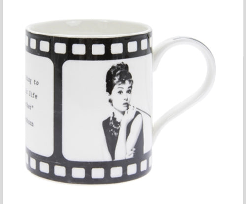 Audrey Icon Mug