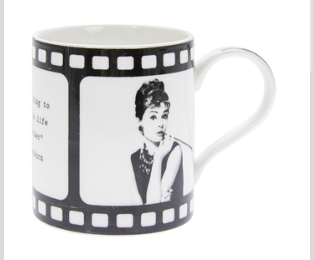 Audrey Icon Mug - The Perfect Gift Co.