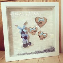 New Baby Arrival Frame Boy Themed - The Perfect Gift Co.
